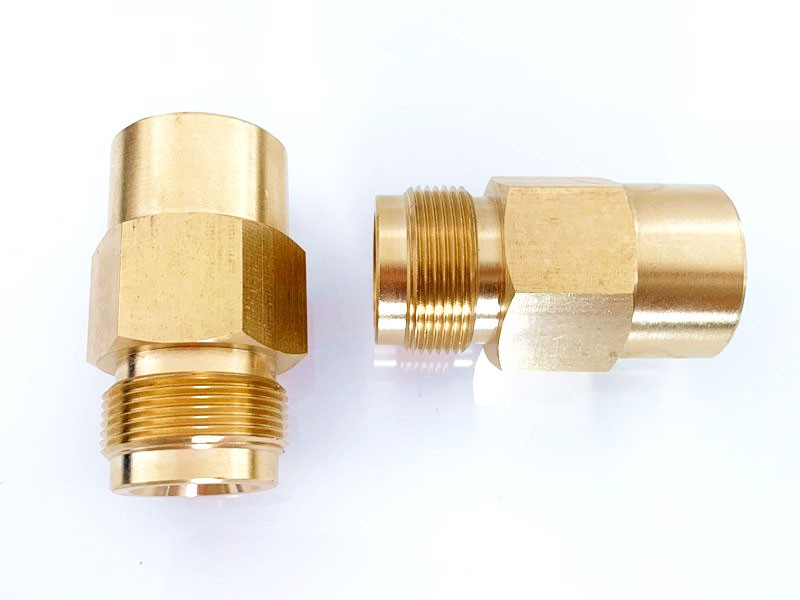 brass fitting nipple