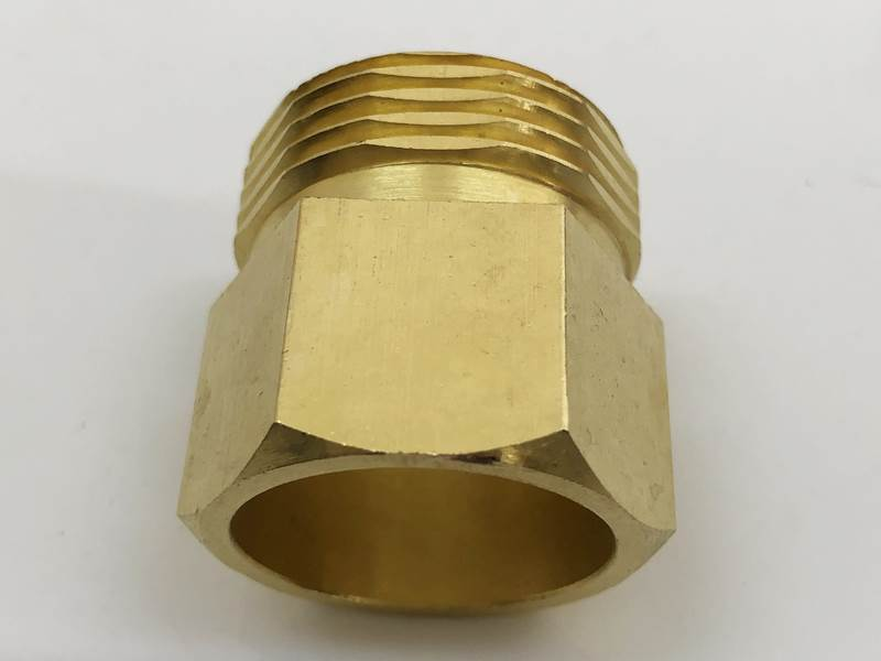 Use of non-standard copper nuts