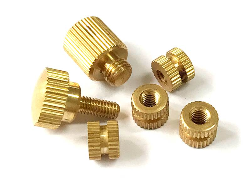 brass insert nut &Nuts for Injection Molding