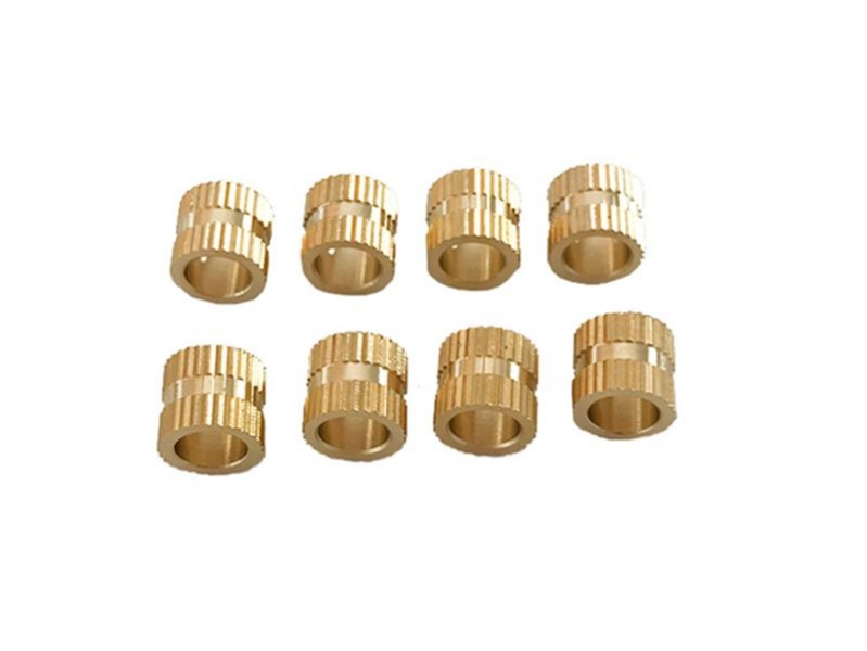 Non-standard brass nut Professional factory processing metal parts