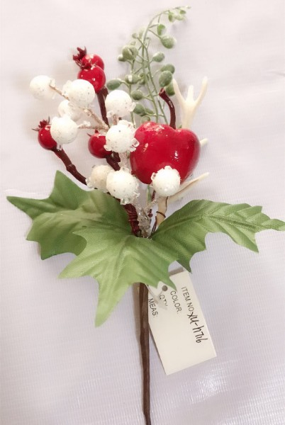Artificial christmas flowers wholesale