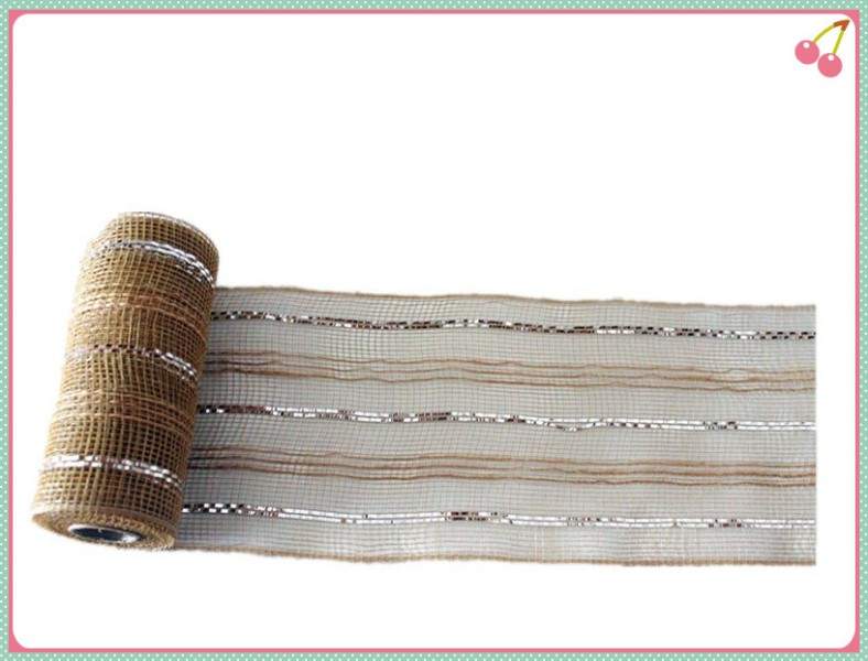 Top Grade Quality Polypropylene mesh wrap natural