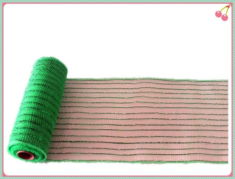 Wholesale Price 10 inch deco mesh wholesale