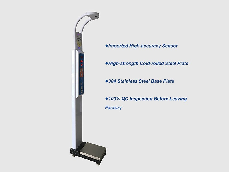 height and weight scale factory price