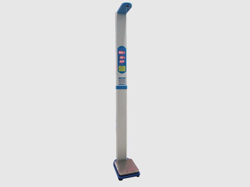 ultrasonic height weight bmi scale machine
