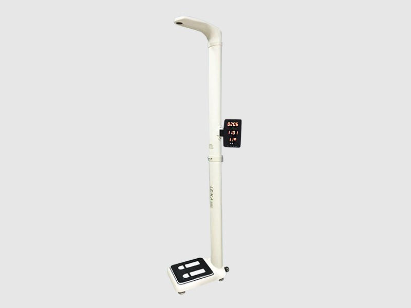 folding height weight bmi scale machine